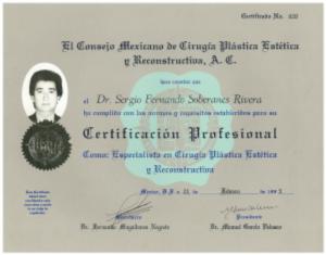 Sergio Soberanes Aesthetic Plastic Surgery