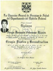 Reconstructive Plastic Surgery Diploma